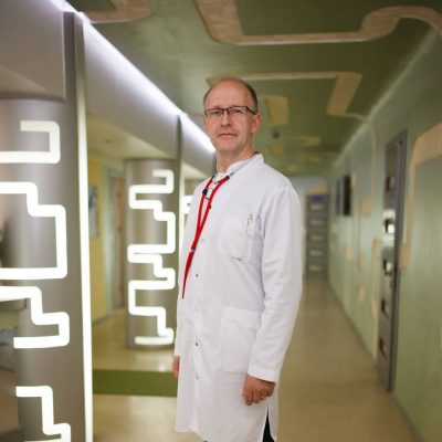 Лікар нарколог Хома Тарас Ярославович